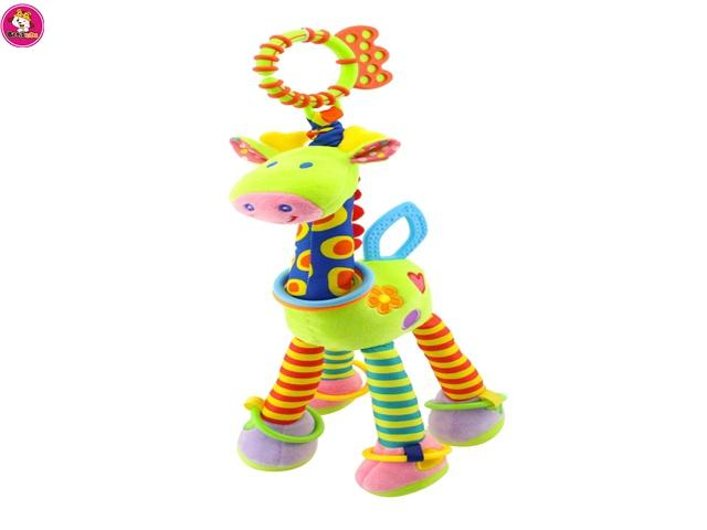 Baby toy new products plush toy  -  Solf toys