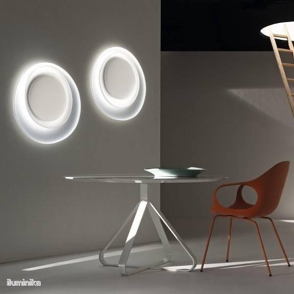 Aplique Bahia - De Foscarini. Diseñada por Lucidi & Pevere