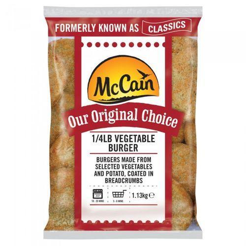 Mccain- Steak Végétarien Premium - null