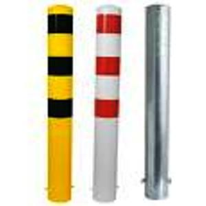 Palen & Rambeveiliging - Stootpaal om in te betonneren
