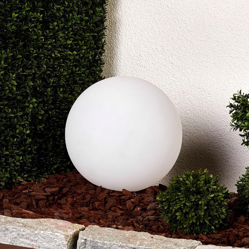 Lampe décorative sphérique Tamira pour l'extérieur - Lampes décoratives d'extérieur