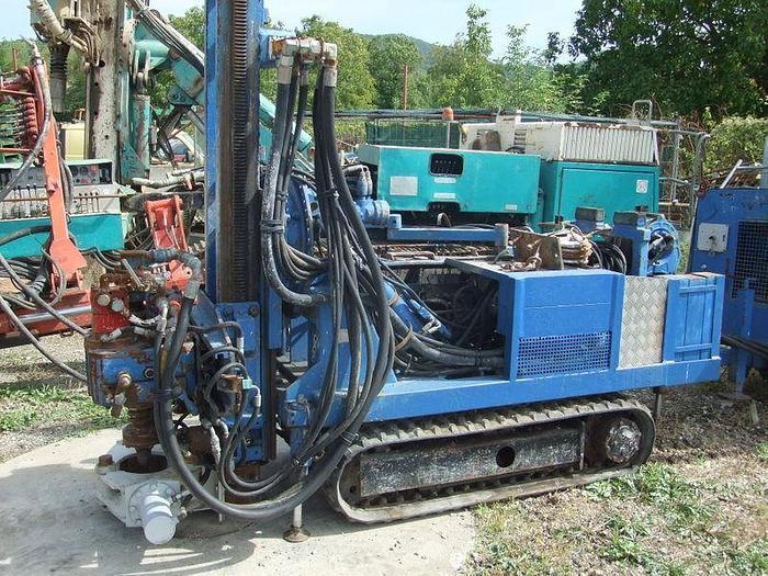 Trivellatrice Ellettari Ek 200p - Drilling rig
