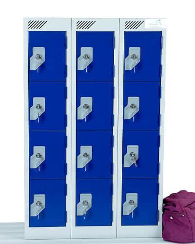 Metal Lockers - Mini Minder Lockers