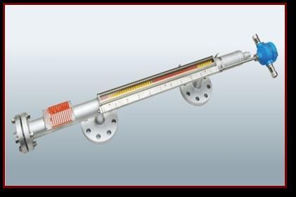 Transparent Level Gauge - Instruments, Connections & Compensators