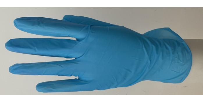 Nitril examination gloves  - Nitril examination gloves