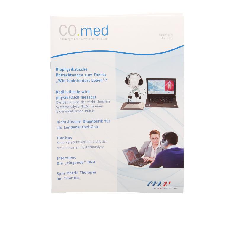 Co.med Fachmagazin für Komplementärmedizin - Bücher und Zeitschriften