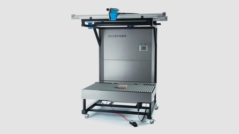 DWS 510/520 static - Volumenmess- und Wägesystem