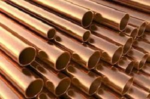 COPPER STEEL PIPES - COPPER STEEL