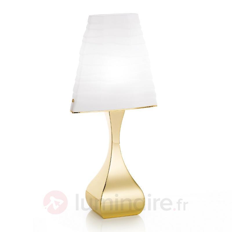 Luxueuse lampe à poser BOHEME - Lampes à poser designs