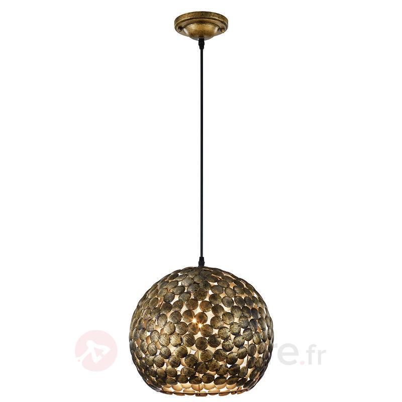 Belle suspension Frieda, une lampe esthétique - Suspensions rustiques
