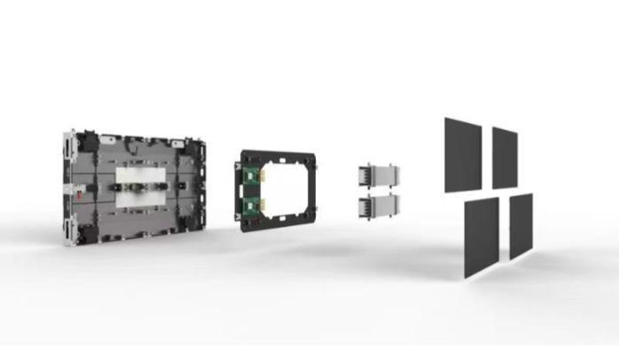 Сериса да превъзхожда - Вътрешен Mini Pixel AVA LED дисплей