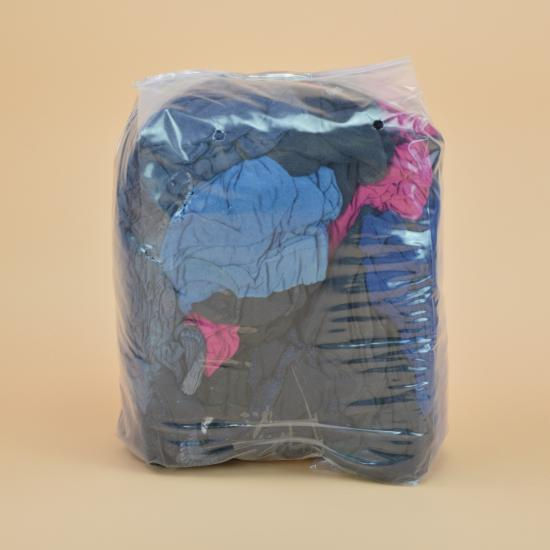 Chiffon jersey couleur tee-shirt coton sac 10 x 1kg... - Essuyage