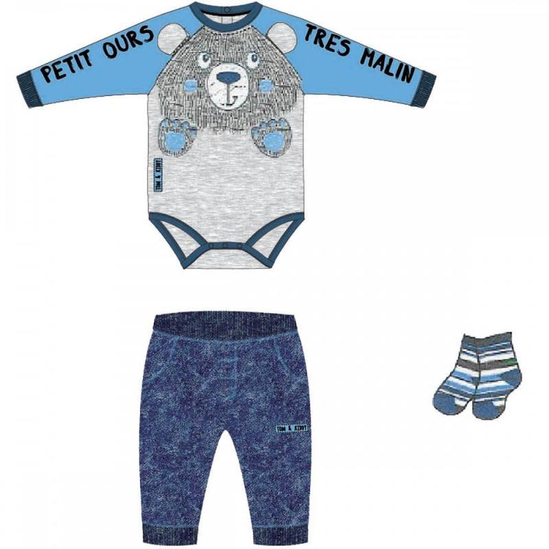 18x Sets 4 pieces Tom Kids du 0 au 9 mois - Vêtement hiver