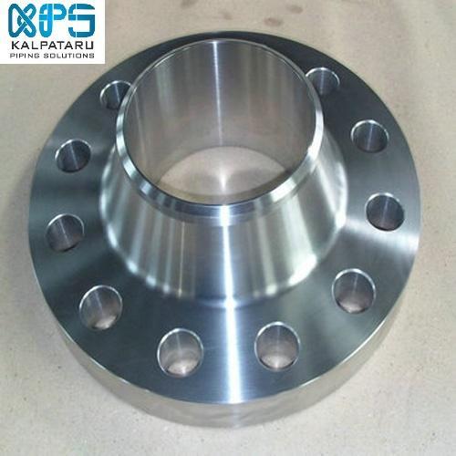 TITANIUM FLANGES - Titanium Grade 2 Flanges - Titanium Grade 5 Flanges - ASTM B381 / ASME SB381