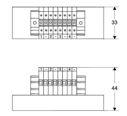 Rail Terminal Block (RTB) - Other connectors
