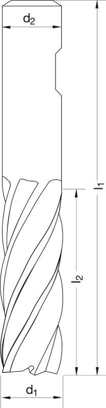 Milling Tools - Catalogue-No.: 544184