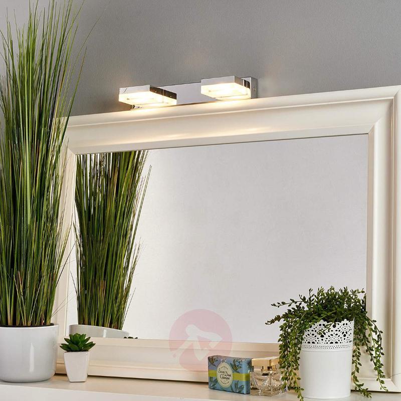 LED wall lamp Elona for the bathroom - Wall Lights