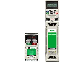 Familia de variadores industriales 0,25 kW - 2,8 MW - Unidrive M
