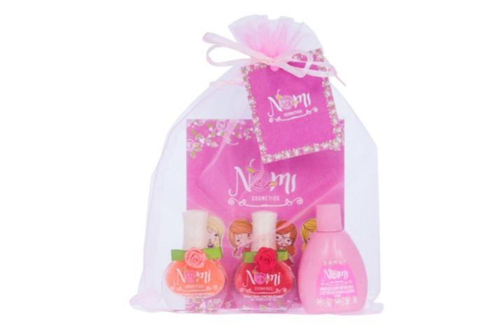 Nomi cosmetics for young girl's gift sets - Small cosmetics gift sets for all occasions