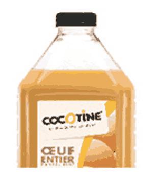 Ovoproduits liquides - Œufs entiers pasteurisés
