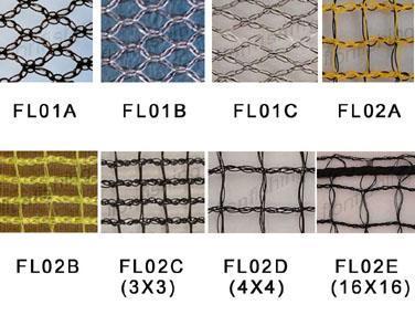 Knotless nets - PE knotless net-1