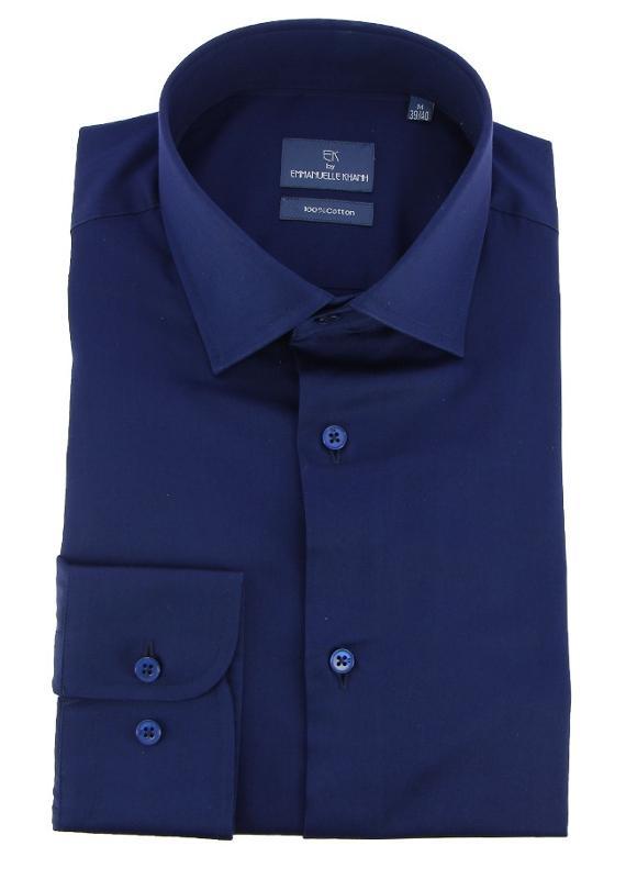 Chemises - Emmanuelle Khanh Regular Fit - Navy