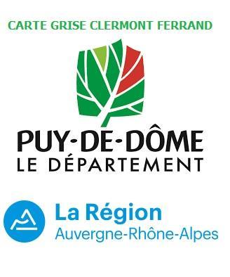 Carte grise 63 - carte grise Clermont