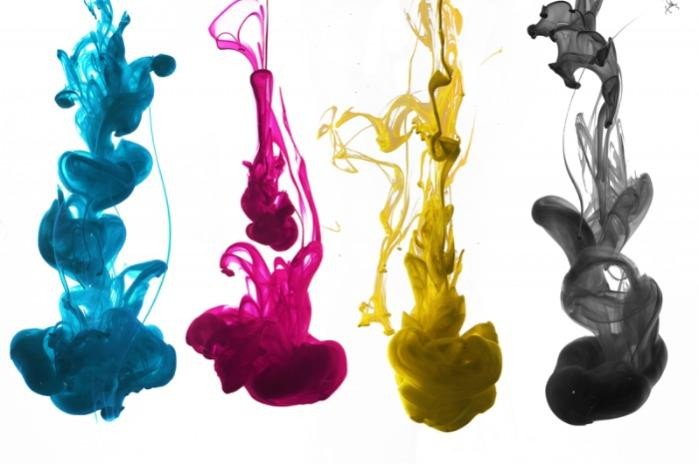 Inks - Different types of inks