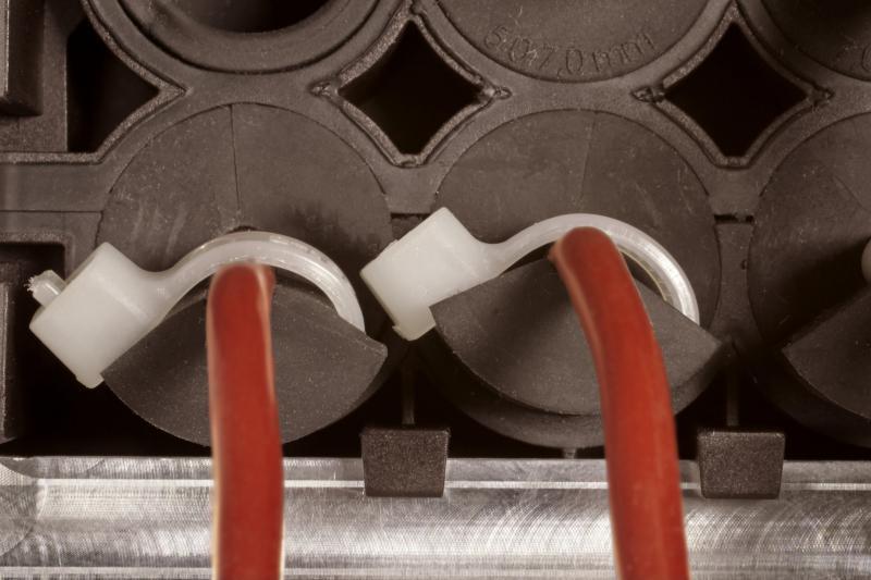 Sistema entrada de cable KADL - para hasta 25 cables pre-conectados con conectores