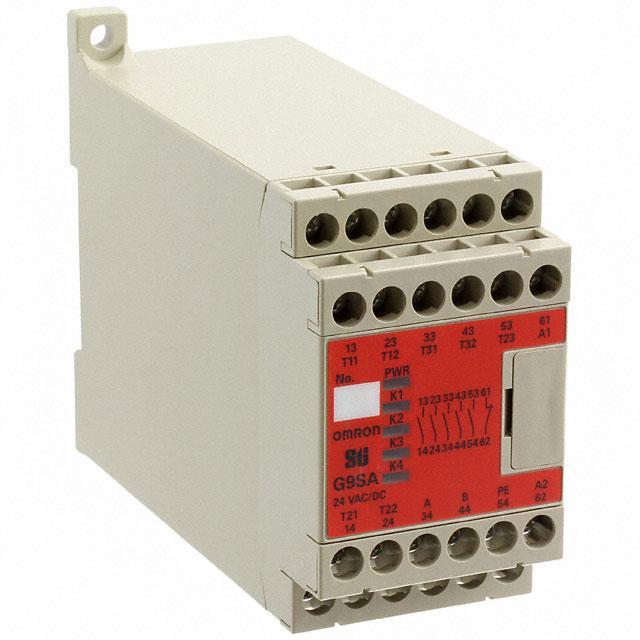 G9SA-501 AC/DC24 - Omron Automation and Safety G9SA-501 AC/DC24