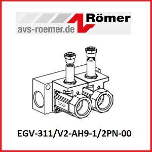 EGV-311/V2-AH9-1/2PN-00 - 2/2-way Solenoid Valve NC, G1/2