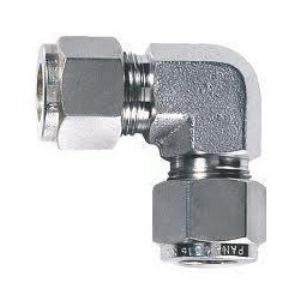 Titanium Union Elbow - Instrumentation Fittings Compression Fittings Ferrule Fittings Manufacturer