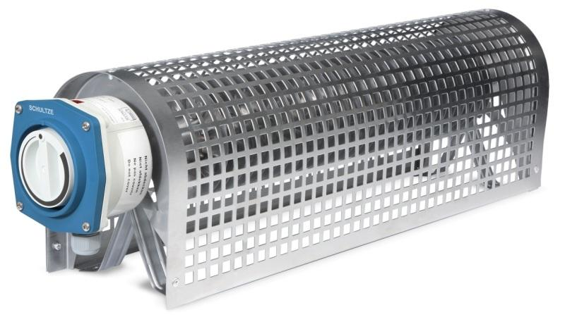 Protection Basket for Finned Tube Heaters - QuickFit - Protective guard - Stainless steel