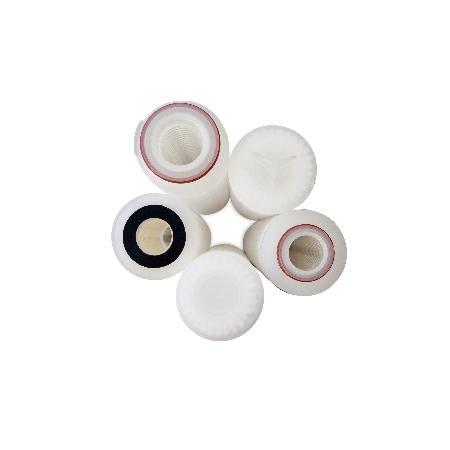 Pleated PP/GF & mebrane filter cartridges - Pleated filter cartridges