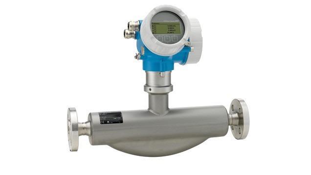 Proline Promass F 200 Coriolis flowmeter -