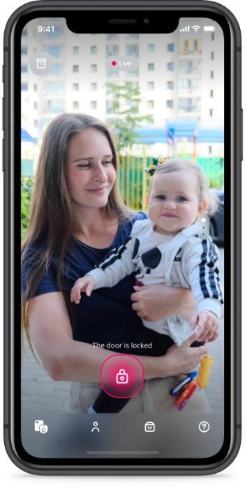 Interfonici e citofoni - Videocitofono con app mobile gratuita per gli edifici residenziali