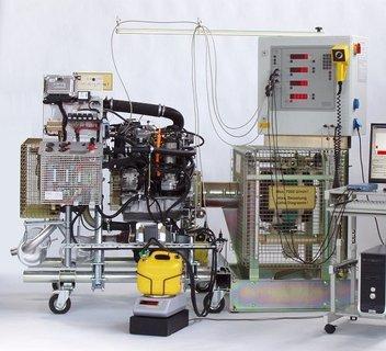 Motorleistungsprüfstände MP - null