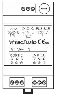 Amplificateur  - APTM-44