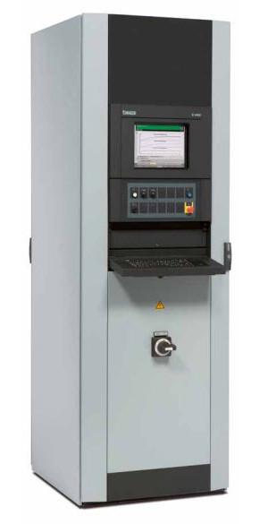 High performance welding control - B 20K - B 20K combines all process, measurement and monitoring systems into one system.