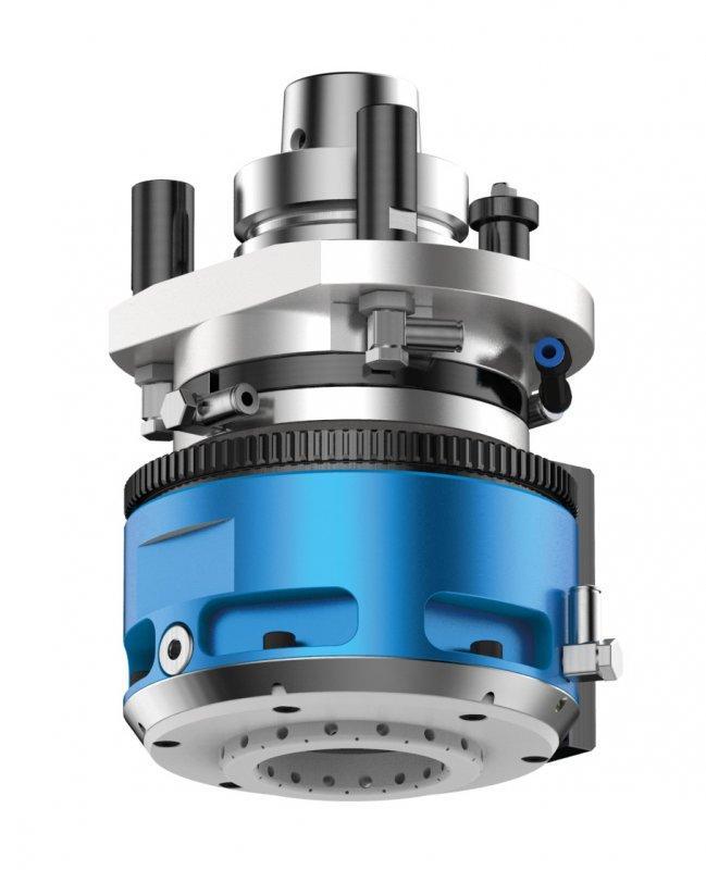 Tastaggregat FLOATING V C - CNC Aggregat zur Bearbeitung von Holz, Verbundwerkstoff und Aluminium