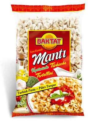 Manti Pasta with soy - null