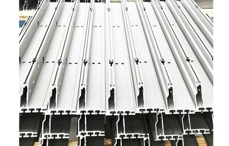 Machining - Led light box profiles
