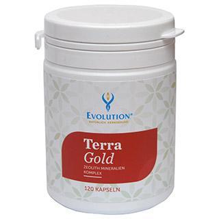 Terra Gold 120 Capsules - null
