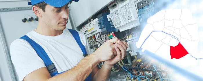 Dépannage électricien Paris 13 (75013) - Intervention en électricité à Paris 13 (75013) 24/24h et 7/7 jours