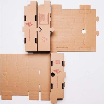 Cajas de cartón para botellas de vino - Optimus