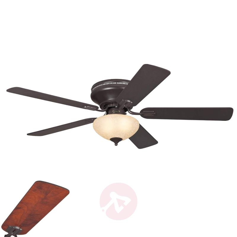 Rustic Ceiling Fans With Everett Rustic Ceiling Fan With Light Fans Light Fans Lightscouk Germany