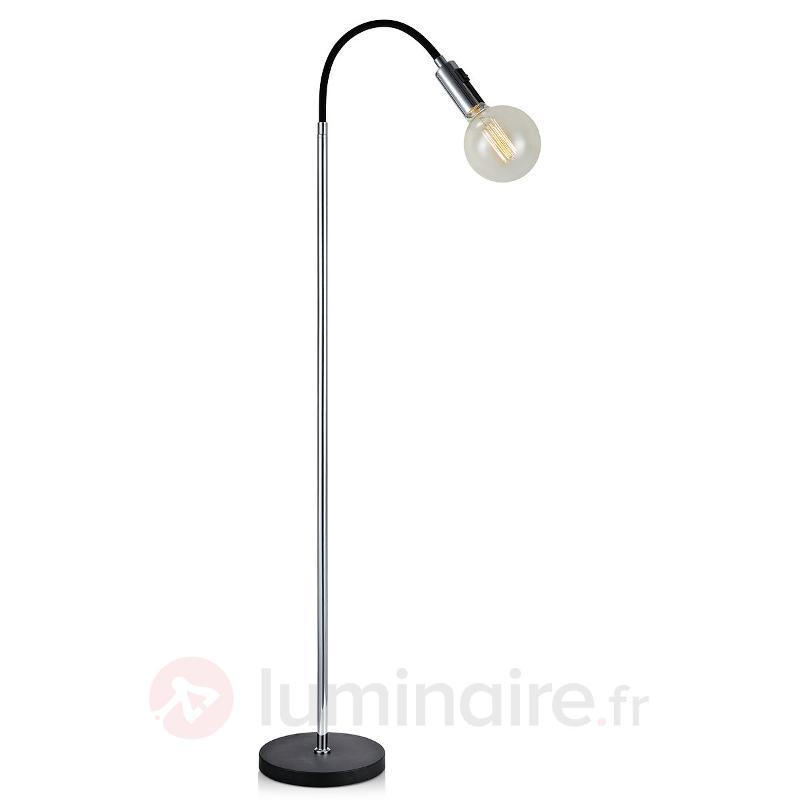 Lampadaire Raw avec cou flexible - Tous les lampadaires