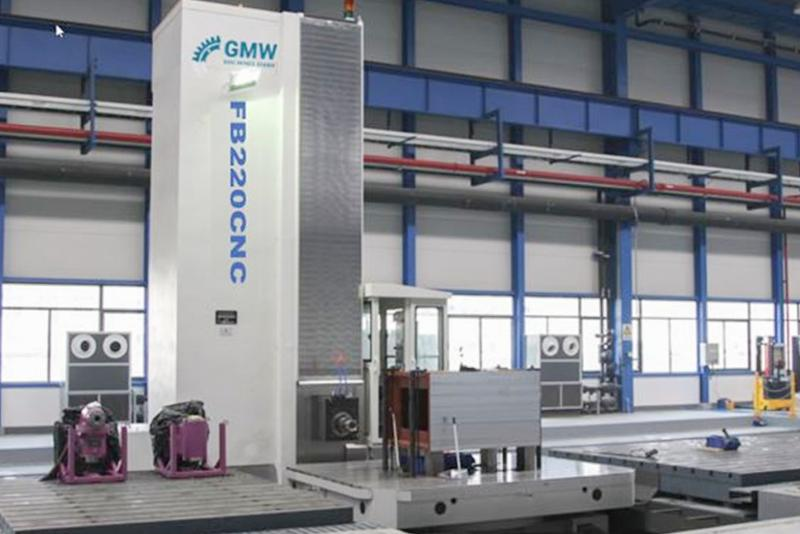 CNC Floor Type Boring Mills - Boring Mills