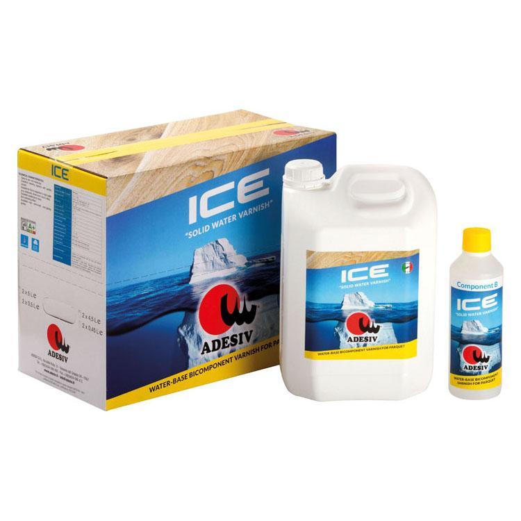 Ice Vernice All'acqua Bicomponente Poliuretanica Ad Alta Resistenza - null