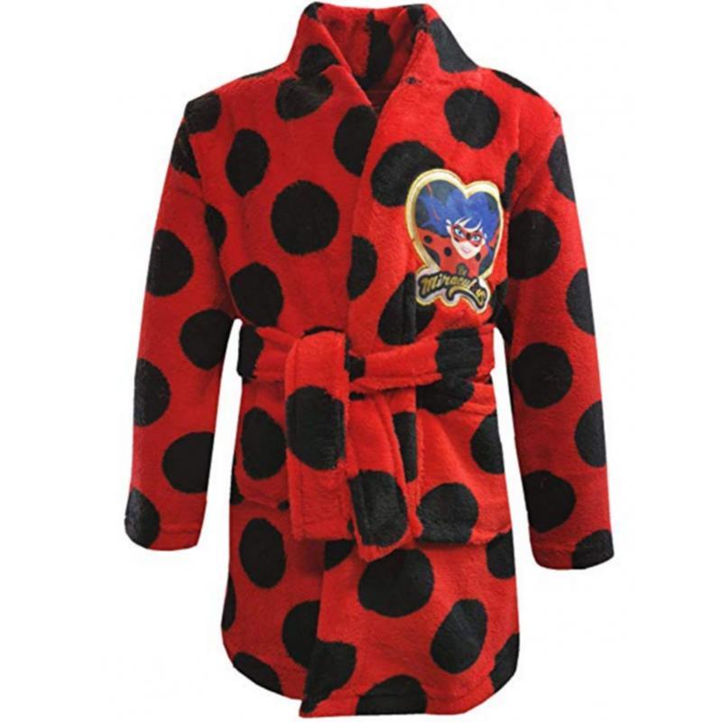Grossiste sous licence de Robe de chambre LadyBug du... - Robe de chambre